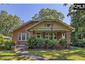 Property for sale at 3303 Heyward Street, Columbia,  South Carolina 29205