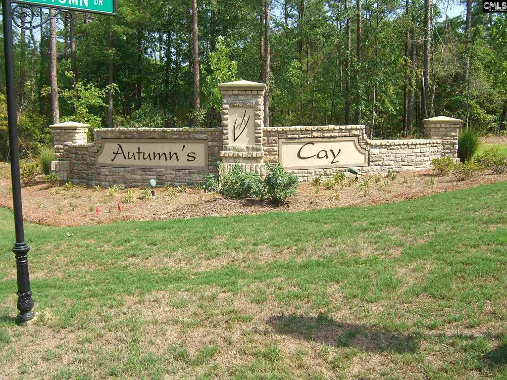 Photo of home for sale at 8 AUTUMN Drive, Prosperity SC