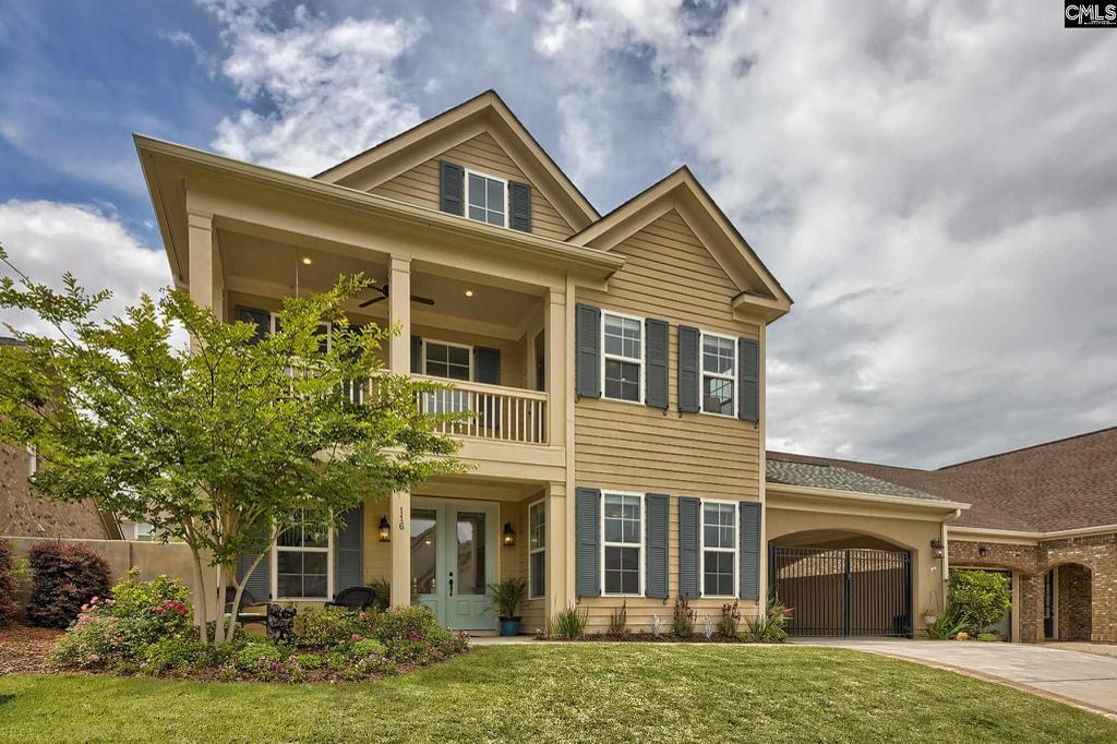 Photo of home for sale at 116 Watershed Lane, Lexington SC