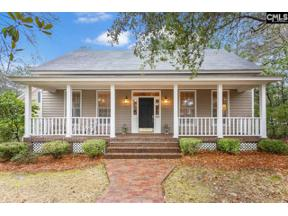 Property for sale at 1911 Carriage House Lane, Camden,  South Carolina 29020