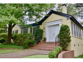 Property for sale at 1415 Glenwood Road, Columbia,  South Carolina 29204