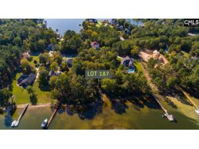 Property for sale at Lot 187 Peninsula Drive, Prosperity,  South Carolina 29127