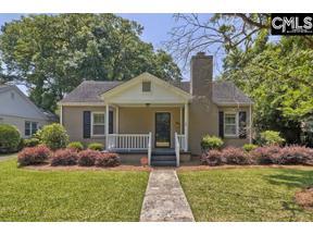 Property for sale at 2806 Heyward Street, Columbia,  South Carolina 29205