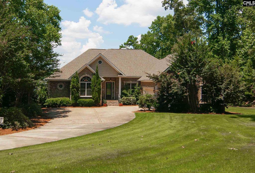 Photo of home for sale at 230 Summerset Drive, Chapin SC
