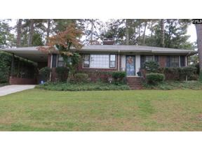 Property for sale at 3216 Foxhall Rd, Columbia  29204