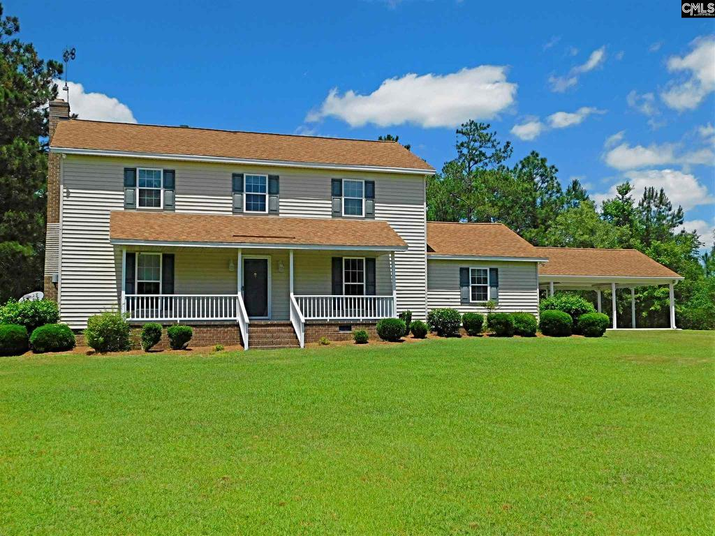 Photo of home for sale at 6112 Two Notch Road, Batesburg SC