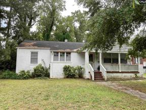 Property for sale at 3724 Coleman Street, Columbia,  South Carolina 29205