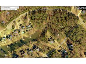 Property for sale at 404 Lookover Pointe Drive, Chapin,  South Carolina 29036