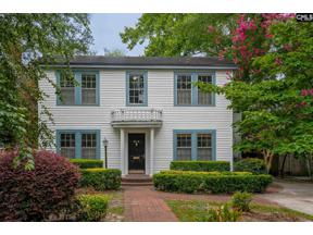 Property for sale at 3414 Yale Avenue, Columbia,  South Carolina 29205