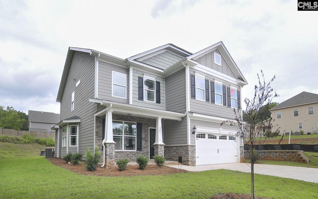 Photo of home for sale at Geer Court, Lexington SC