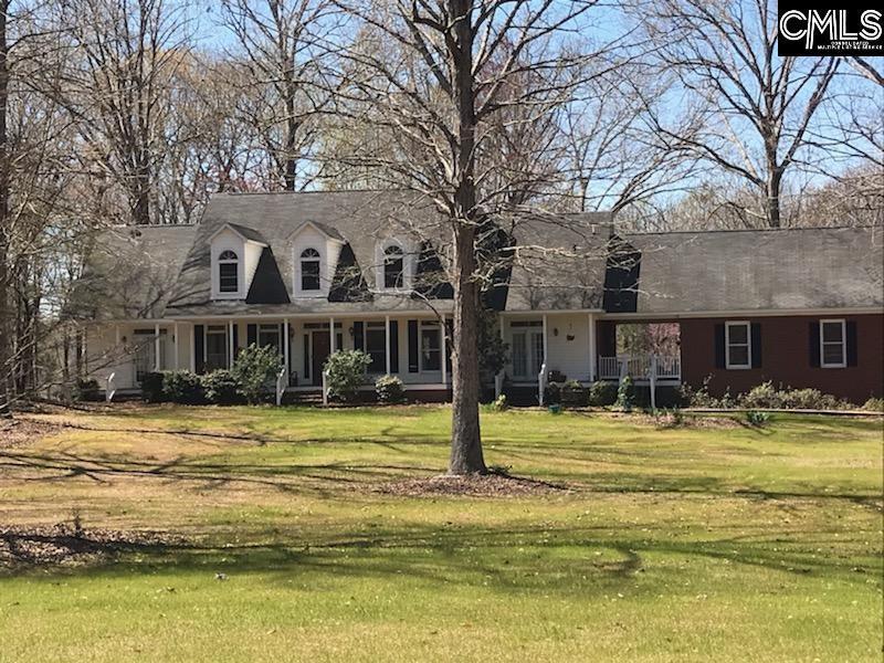 Photo of home for sale at 809 Kiblers Bridge Road, Prosperity SC
