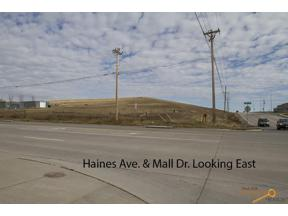 Property for sale at 0 N HAINES AVE, Rapid City,  South Dakota 57701