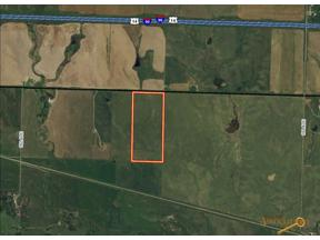 Property for sale at tbd Hwy 1416, New Underwood,  South Dakota 57761
