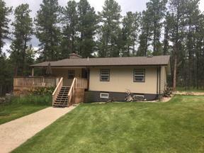 Property for sale at 24124 Goodart Road, Hill City,  South Dakota 57745