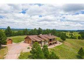 Property for sale at 26850 Stage Stop Road, Custer,  South Dakota 57730