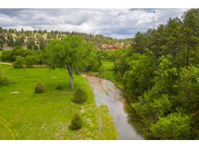 Property for sale at Tbd Tiffany Lane, Hermosa,  South Dakota 57744