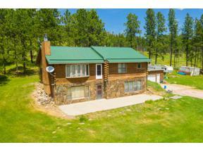 Property for sale at 12556 Hazelrodt Cutoff, Custer,  South Dakota 57730