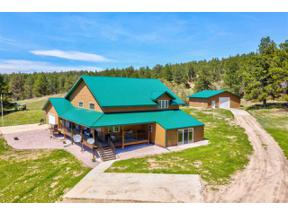 Property for sale at 78 Hay Creek Road, Aladdin,  Wyoming 82710