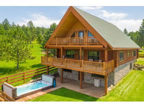 Property for sale at 25444 Sidney Park Road, Custer,  South Dakota 57730