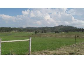 Property for sale at Tbd Deerfield Road, Hill City,  South Dakota 57745