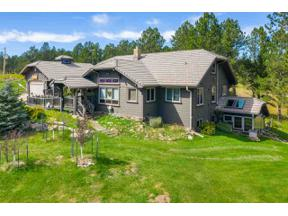 Property for sale at 24933 Big Valley Trail, Custer,  South Dakota 57730