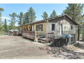Property for sale at 142 Ponderosa Avenue, Hill City,  South Dakota 57745