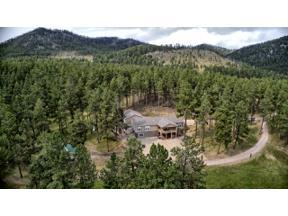 Property for sale at 12577 Hazelrodt Cutoff, Custer,  South Dakota 57730