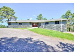 Property for sale at 2010 Vista Ridge Road, Rapid City,  South Dakota 57701