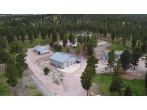 Property for sale at 23607 Tigerville Road, Hill City,  South Dakota 57745
