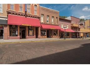 Property for sale at 658 Main Street, Deadwood,  South Dakota 57732