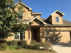 Property for sale at 109  Cibolo Ridge Dr, Georgetown,  Texas 78628