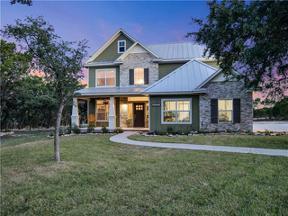 Property for sale at 21501  Twain Cv, Lago Vista,  Texas 78645