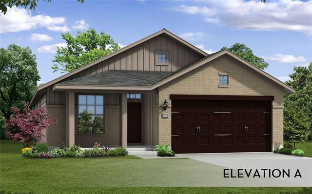 Photo of home for sale at 207 Rough Bark DR, Buda TX