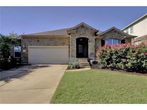 Property for sale at 1301  Rimstone Dr, Cedar Park,  Texas 78613