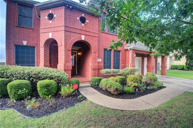 Photo of home for sale at 8217 Endeavor CIR, Austin TX