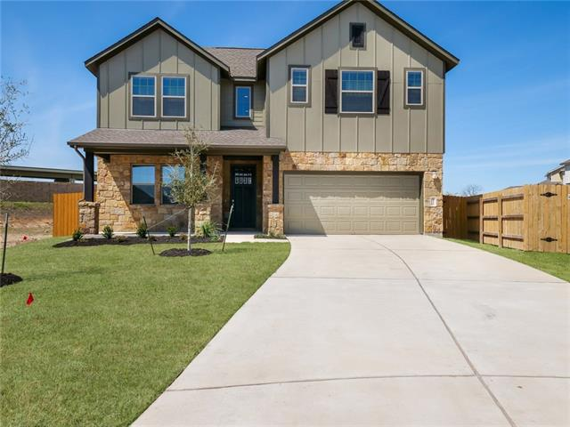 Photo of home for sale at 720 Hereford Loop, Hutto TX