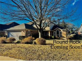 Property for sale at 1118 Oaklands Drive, Round Rock,  Texas 78681