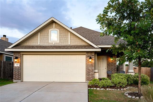Photo of home for sale at 145 Fort Griffin DR, San Marcos TX