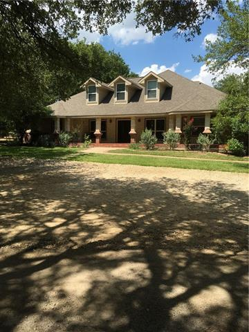 Photo of home for sale at 1325 Rose LN, Salado TX
