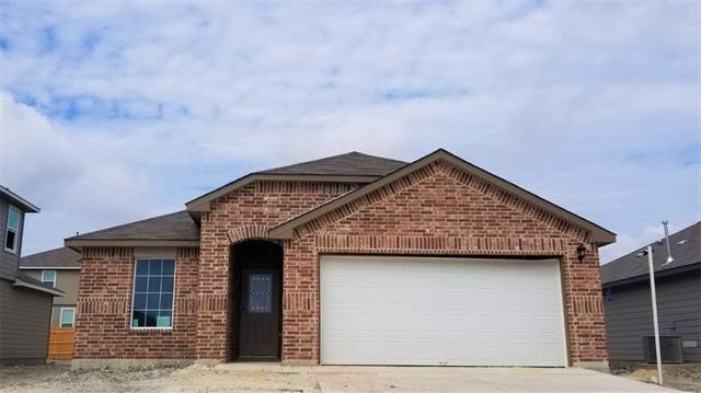 Photo of home for sale at 109 FINN, San Marcos TX