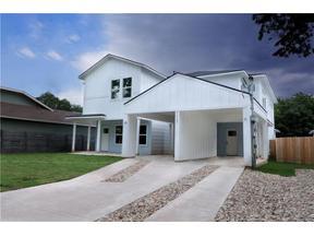 Property for sale at 1121  Walton Ln  #A, Austin,  Texas 78721