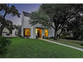 Property for sale at 2010A  Rabb Glen St, Austin,  Texas 78704