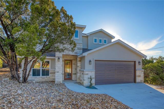Photo of home for sale at 20603 Falcon, Lago Vista TX