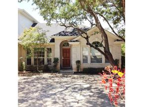 Property for sale at 108  Tallstar Dr, Lakeway,  Texas 78734