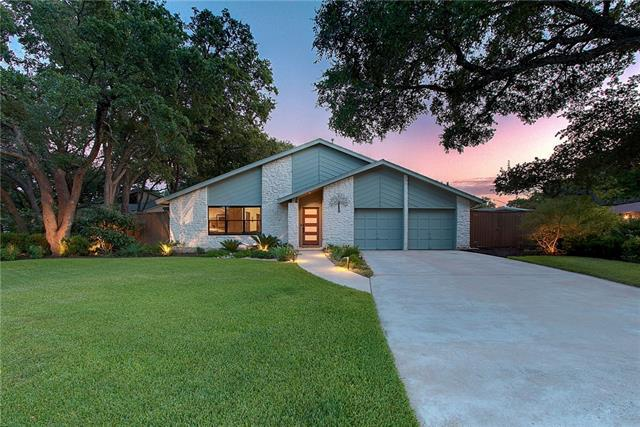 Photo of home for sale at 4007 Beaconsdale DR, Austin TX