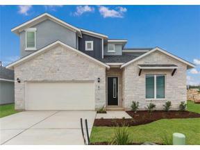 Property for sale at 13701  Ronald Reagan Blvd  #61, Cedar Park,  Texas 78613