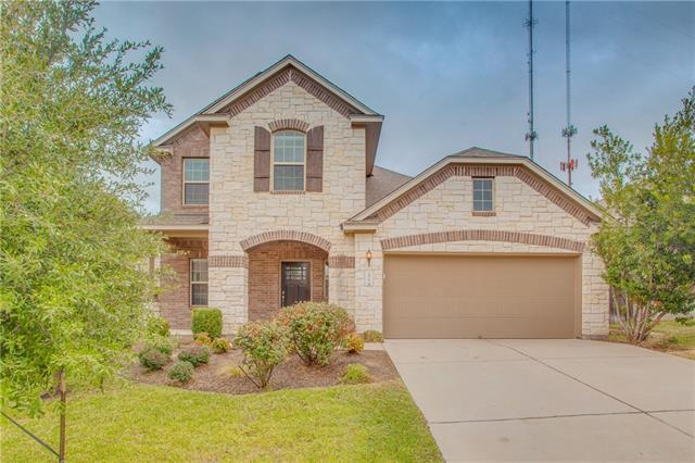 Photo of home for sale at 1905 Autumn Run LN, Round Rock TX