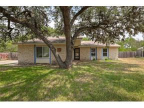 Property for sale at 600 Erin Circle, Leander,  Texas 78641