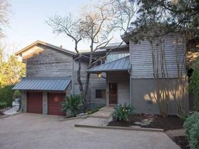 Property for sale at 1813  Cresthaven Dr, Austin,  Texas 78704