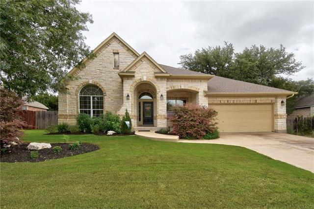 Photo of home for sale at 1727 Buttercup Creek BLVD, Cedar Park TX